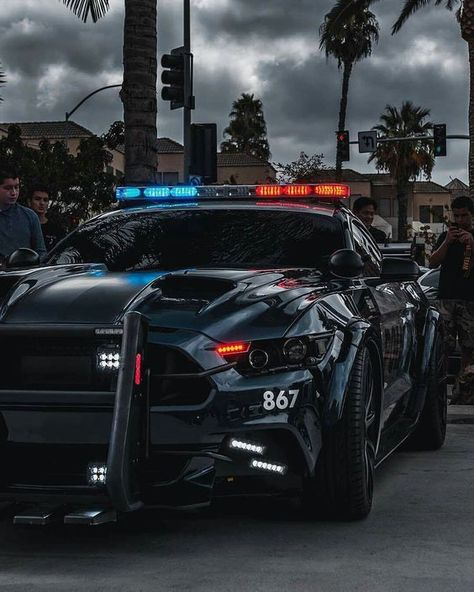 Barricade kingzwhips Photograph by jtaphoto ford mustang gt transformers Luxury Sports Cars, Best Luxury Cars, Sport Cars, Maserati, Bugatti, Ferrari, Mustang Cars, Ford Mustang Gt, Ford Gt