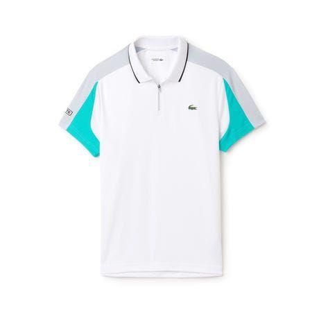 Men S Sport Colorblock Bands Technical Pique Tennis Polo Polo Shirt Style Tennis Polo Mens Polo T Shirts