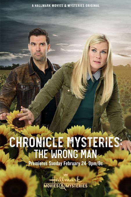 The Chronicle Mysteries Trio On Hallmark Movies Mysteries With