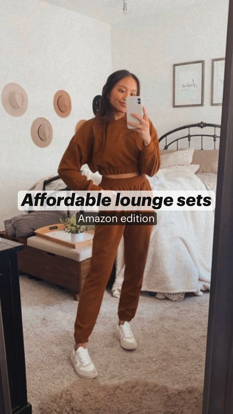 Affordable lounge sets / amazon edition
