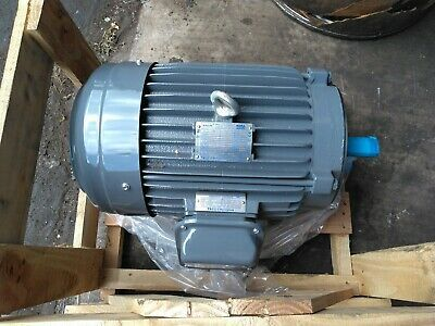 10hp Teco Westinghouse Electric Motor 230 460vac 3 Phase 1755rpm Frame 215tc In 2020 Westinghouse Electric Electric Motor Westinghouse