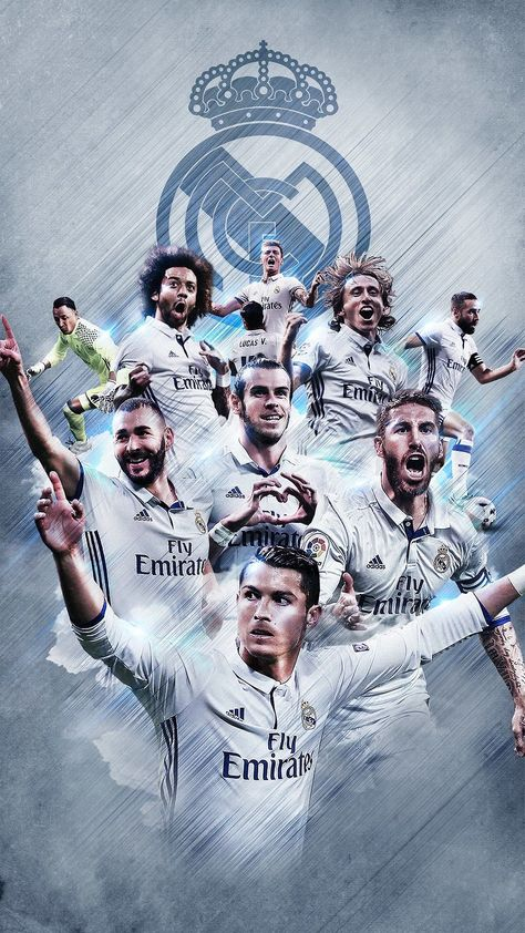 40 Real Madrid Mobile Wallpapers Download At Wallpaperbro