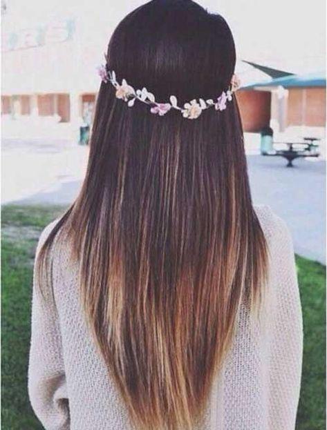 20 Verschiedene Haarschnitte Fur Langes Haar Sac Sac Kesim