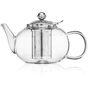 Top 10 Best Glass Teapots In 2020 Reviews Tea Pots Glass Teapot Stainless Steel Food Containers