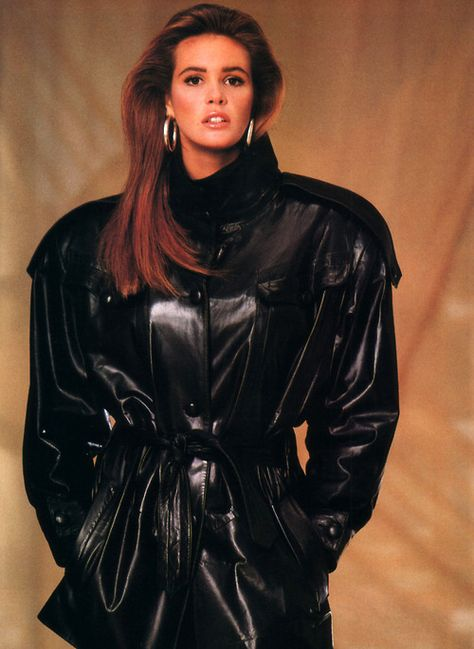 Vakko, American Vogue, October 1986.