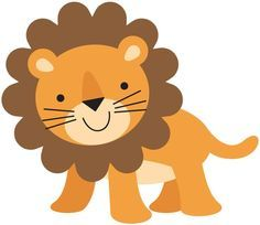 Lion Clipart Png Use These Free Images For Your Websites Art Download Free Best Quality On Clipart Emai Safari Baby Animals Cartoon Lion Animal Clipart