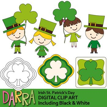 St Patrick S Day Clip Art Clip Art St Patricks Day Clipart Art