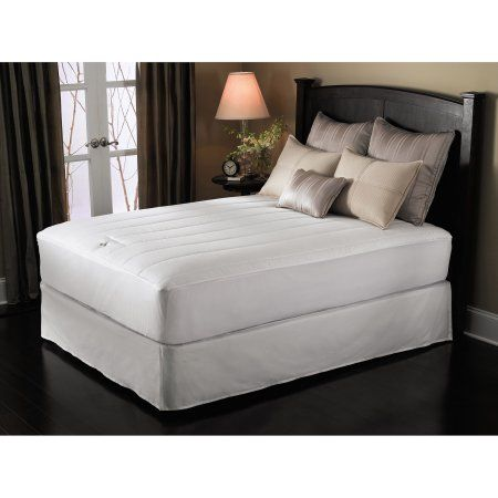 Sunbeam Basic Electric Mattress Pad Eclecticbedrooms Heated