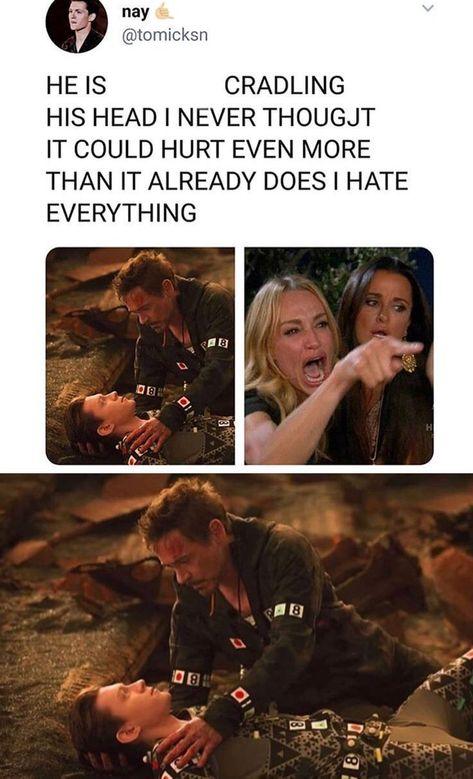 How dare you Marvel Funny Marvel Memes, Marvel Jokes, Dc Memes, Avengers Memes, Marvel Actors, Marvel Dc Comics, Marvel Heroes, Marvel Avengers, Tom Holland