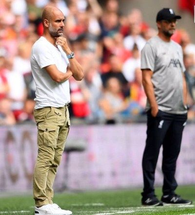Manchester City manager, Pep Guardiola has predicted that
