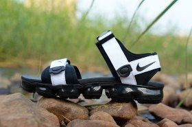 Wholesale Nike Air VaporMax White Black
