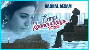 Ennai Kanavillaiye Netrodu Lyrics Translation In 2020 Songs Lyrics Romantic