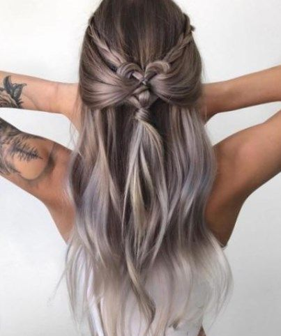 Braided hairstyles for 2020. # trend hairstyles # hairstyles # hairstyles2020, #braided #hairstyles #hairstyles2020 #trend