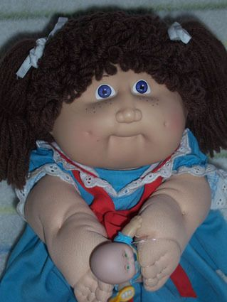 Cabbage Patch Dolls, we ALL had to have one and our parents couldn't get them.  The first of the real toy store craze!