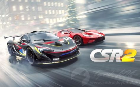 Csr Racing 2 V220 Mod Apk Mega Hileli Androidoyunclub Pinterest