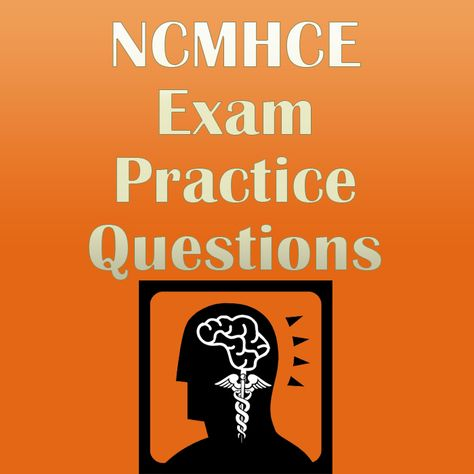 The NCMHCE exam is for anyone wishing to enter the field of mental healthcare. If you're studying to enter this field, you'll need to pass the NCMHCE exam. These are free practice questions to help you get ready for the NCMHCE exam and to help you obtain a higher score. #ncmhce