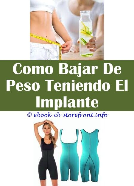 perder peso luego de cesarea