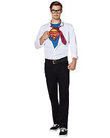 b38e2f583be Adult Superman Shirt Kit - DC Comics   Carnival ideas in 2019 ...