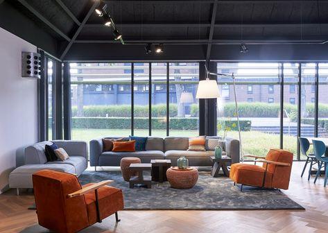 Kleurrijke interieurs