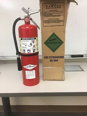 Sponsored Ebay Amerex B456 10 Lb Abc Multi Purpose Fire Extinguisher 4a 80b C Fire Extinguisher Fire Extinguishers Extinguisher