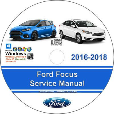 Ford Focus 2016 2017 2018 Factory Workshop Service Repair Manual Ford Expedition Repair Manuals Chevrolet Tahoe