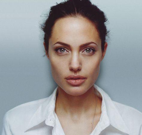 Angelina Jolie (post crazy wearing blood around her neck years, obv.