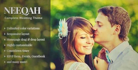 Themeforest dating tema