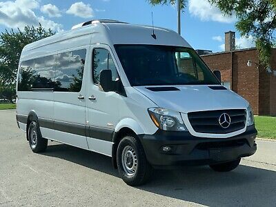 Ebay Advertisement 2016 Mercedes Benz Sprinter 2500 Passenger 2016 2018 Mercedes Sprinter 2500 170 12 Passenger Twin Turbo Benz Sprinter Mercedes Benz Benz