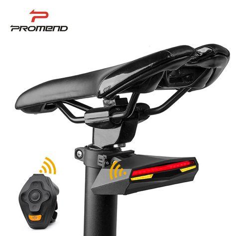 Smart Front Light Universel 22.2-31.8 mm Vélo Lumière Support