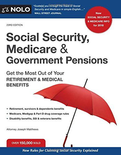 Download Pdf Social Security Medicare And Government Pensions Get
