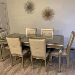 27++ Tiffany dining table and chairs Inspiration