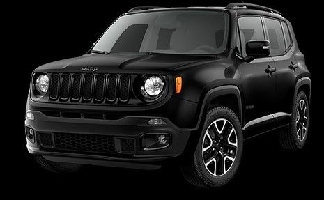 Jeep Renegade Night Eagle Ii Night Coches
