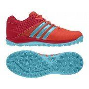 Details about Adidas Mens Ultra Lightweight Hockey Lux Hockey Shoes, ScarletBlue