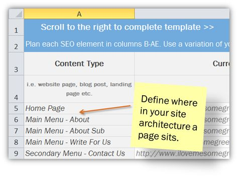 The Ultimate Tactical 10-Step Guide for In-House SEO Professionals - seo plan template