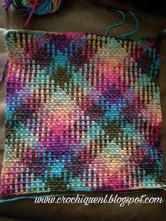 Halve Stokjes Samen Haken Decrease Half Double Crochet Youtube