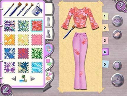Image Result For Barbie Fashion Designer Computer Game Barbie Fashion Designer Fashion Show Games Barbie Fashion
