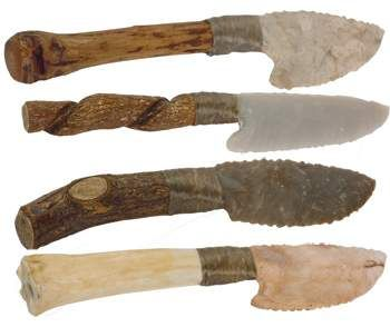 Nez Perce Tribe Tools
