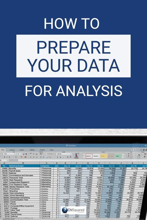 How To Prepare Your Data For Analysis Data Science Data