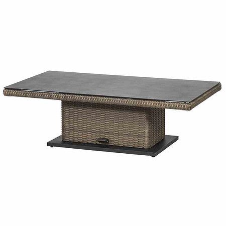 Siena Garden Lift Tisch Teramo Bronze 130x75cm Tischplatte Spraystone Im Mein Schoner Garten Shop Esstisch Tisch Schone Garten