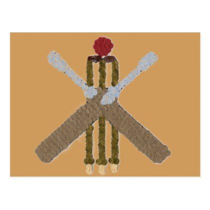 Cricket Postcard Holiday Card Diy Personalize Design Template