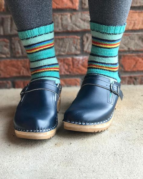 dailyknitsocks Today\'s office wear. Yarn: Coloring Book ...