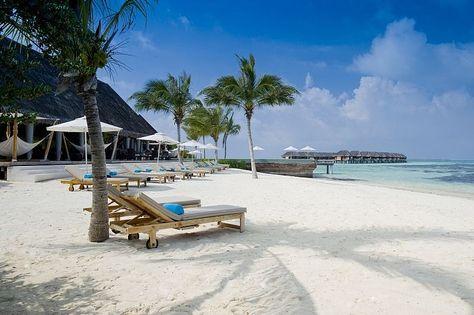 Lux Maledives: Ein Traum von einem Strand