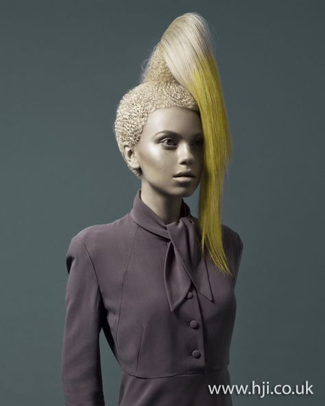 Johanna Cree Brown: Avant Garde Hairdresser of the Year 2011