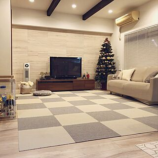 Twinbird 扇風機 サーキュレーター ニトリ エコカラット リノベーション などのインテリア実例 2019 07 10 22 23 06 Roomclip ルームクリップ エコカラット リビング リノベーション リビング 居心地の良い家