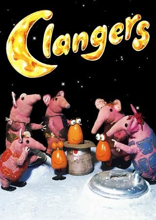 CLANGERS - I could never understand them but the programme always seemed to make complete sense! I think I even tried to knit my own Clanger once!  #RePin by AT Social Media Marketing - Pinterest Marketing Specialists ATSocialMedia.co.uk
