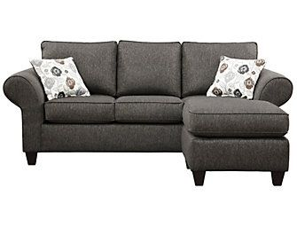 Alfresco Ii Ash Sofa Chaise Outlet At Art Van With Images