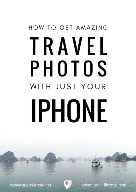 How to take AMAZING travel photos. iPhone photography tips and tricks and the best iPhone Photography accessories. From the blog Travel-Break.net #style #shopping #styles #outfit #pretty #girl #girls #beauty #beautiful #me #cute #stylish #photooftheday #swag #dress #shoes #diy #design #fashion #Travel