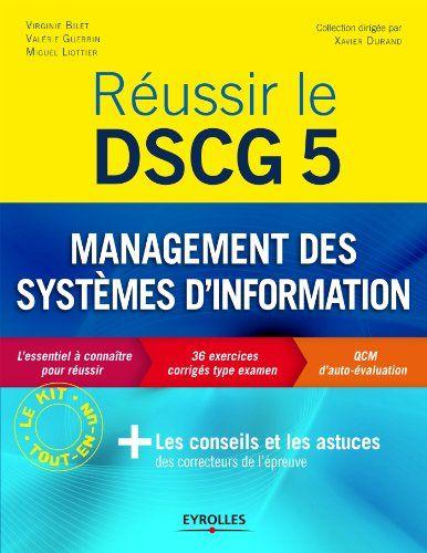 Lire Pdf Reussir Le Dscg 5 Management Des Systemes D Information Expertise Comptable Francais Pdf Livre Pdf 650 Mots De Pouvoir