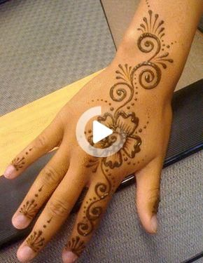How To Do Henna Tattoos How To Care For A Henna Tattoo In 2020 Henna Designs Bridal Henna Henna