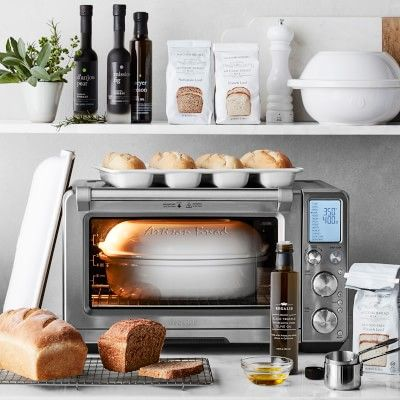 Breville Smart Oven Air With Super Convection Smart Oven Toaster Oven Oven